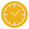 saves time icon